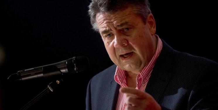 گابریل: اروپا در تامین امنیت خود نباید به آمریکا اعتماد کند