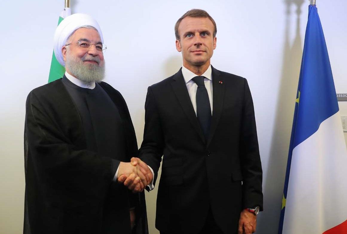 ماکرون احتمالا ماه جاری به ایران سفر می نماید