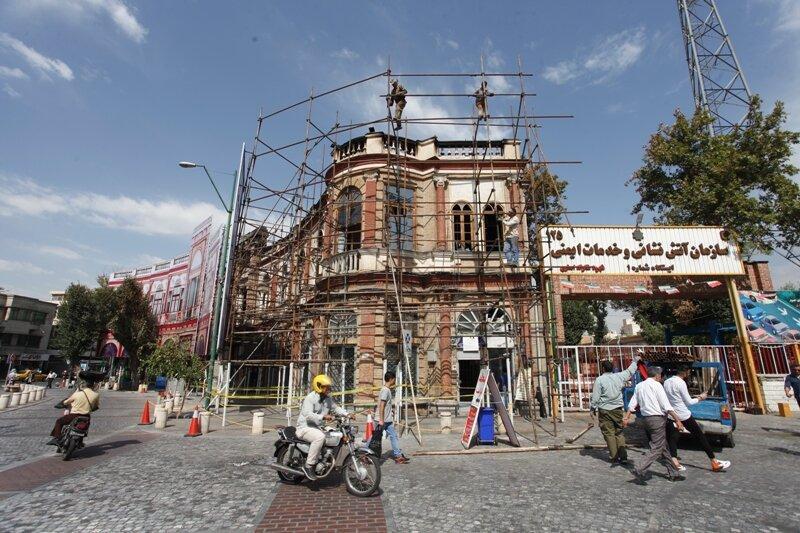 بازسازی حسن آباد