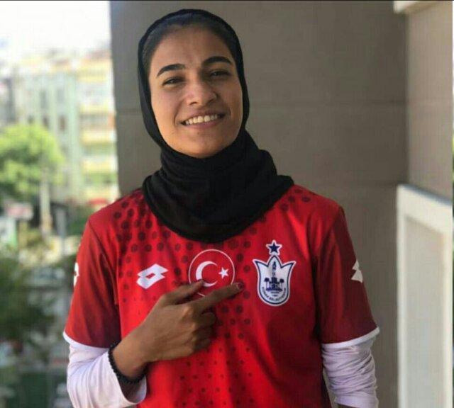 فوتبالیست 18 ساله ایران لژیونر شد
