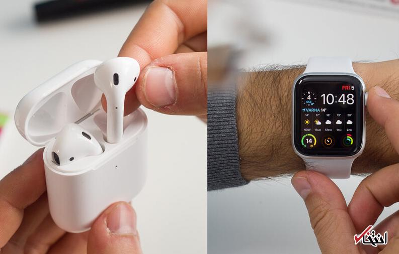 درامد گجت های پوشیدنی اپل از مک و آیپد بیشتر خواهد شد