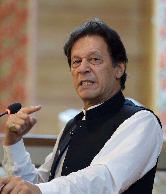 عمران خان، هند را تهدید کرد