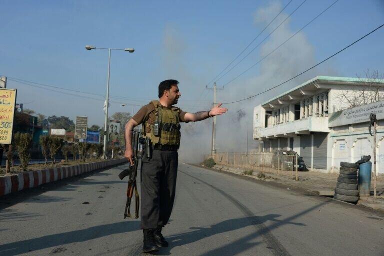 سرکنسولگری پاکستان در جلال آباد افغانستان مورد حمله نهاده شد
