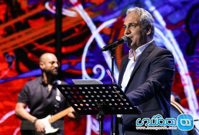 مهران مدیری و مسئله ای نامعلوم در اجرای کنسرت