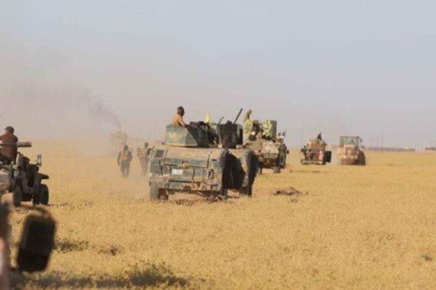 پنجمین عملیات اراده پیروزی در عراق شروع شد