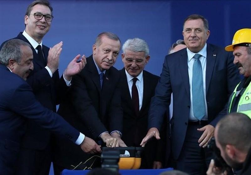 گزارش، تلاش ترکیه برای تعمیق روابط در حوزه بالکان